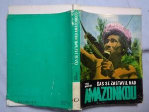 náhled knihy - Čas se zastavil nad Amazonkou