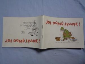 náhled knihy - Jdi domů, Ivane!