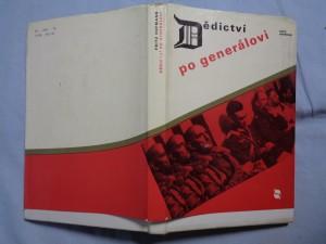 náhled knihy - Dědictví po generálovi
