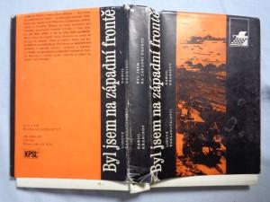 náhled knihy - Byl jsem na západní frontě