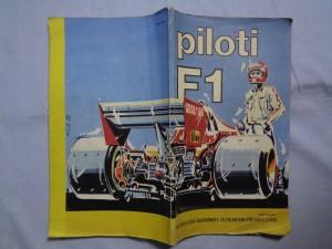 náhled knihy - Piloti F1 - Motoristická současnost - Za volantem - příloha č. 2/1978