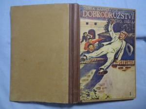 náhled knihy - Sbírka napínavých dobrodružství z celého světa I.