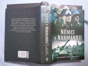 náhled knihy - Němci v Normandii