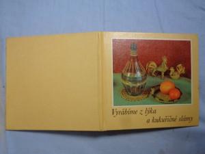 náhled knihy - Vyrábíme z lýka a kukuřičné slámy: tradiční techniky v soudobém stylu