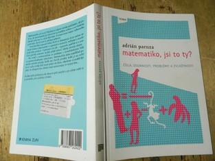 náhled knihy - Matematiko, jsi to ty? : čísla, osobnosti, problémy a zvláštnosti