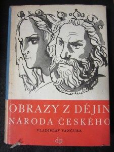 náhled knihy - Obrazy z dějin národa českého díl druhý : Tři Přemyslovští králové