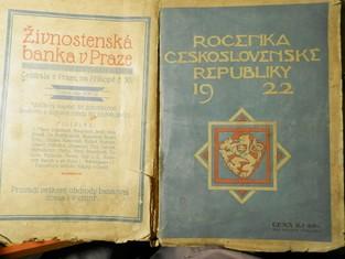 náhled knihy - Ročenka Československé republiky