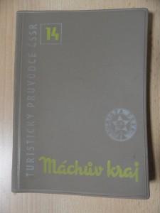 náhled knihy - Máchův kraj