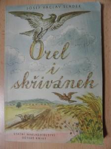 náhled knihy - Orel i skřivánek : Výbor z díla