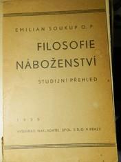 náhled knihy - Filosofie náboženství : Studijní přehledy
