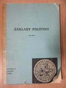 náhled knihy - Základy polštiny : Skriptum pro posl. filozof. fak.
