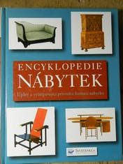 náhled knihy - Nábytek : encyklopedie, vyčerpávající průvodce