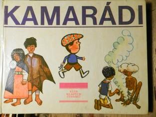 náhled knihy - Kamarádi : Pro malé čtenáře