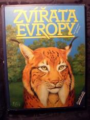 náhled knihy - Zvířata Evropy
