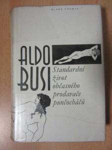 náhled knihy - Standardní život občasného prodavače punčocháčů