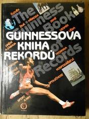náhled knihy - Guinnessova kniha rekordů (Sport a hry)