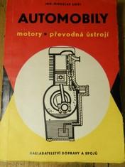 náhled knihy - Automobily : motory - převodná ústrojí : učební text pro 4. roč. studijního oboru 10-2-04 provoz a ekonomika automobilové dopravy