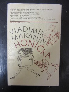 náhled knihy - Honička