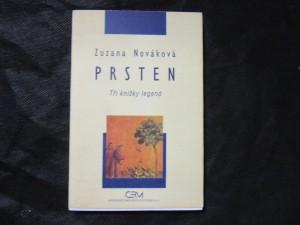 náhled knihy - Prsten : tři knížky legend