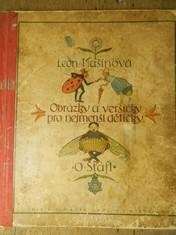 náhled knihy - Obrázky a veršíčky pro nejmenší dětičky