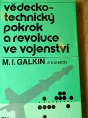 náhled knihy - Vědecko-technický pokrok a revoluce ve vojenství