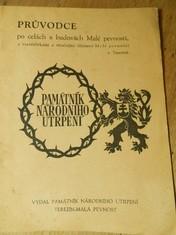 náhled knihy - Průvodce po celách a budovách Malé pevnosti v Terezíně
