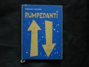 náhled knihy - Rumpedanti : 4 kosmické výlety