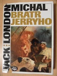náhled knihy - Michal, bratr Jerryho : román ze světa cvičených zvířat
