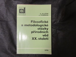 náhled knihy - Filosofické a metodologické otázky přírodních věd XX. století