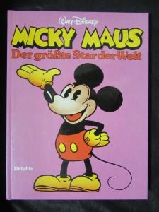 náhled knihy - Micky Maus : Der Größte Star der Welt