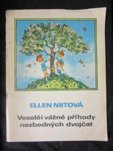 náhled knihy - Veselé i vážné příhody nezbedných dvojčat