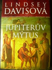 náhled knihy - Jupiterův mýtus