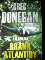 náhled knihy - Atlantida, Brána Atlantidy