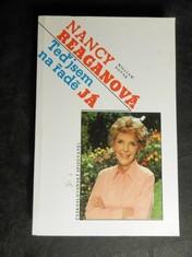 náhled knihy - Teď jsem na řadě já : paměti Nancy Reaganové