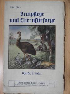 náhled knihy - Brutpflege und Elternfürforge
