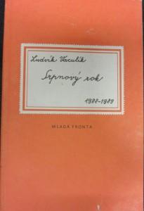 náhled knihy - Srpnový rok : 1988-1989