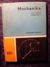 náhled knihy - Mechanika pro 2. ročník středních průmyslových škol elektrotechnických