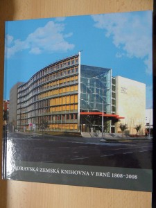 náhled knihy - Moravská zemská knihovna v Brně 1808-2008 : knihovní sbírky