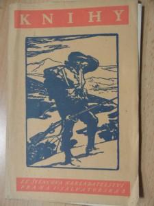 náhled knihy - Knihy ze Štencova nakladatelství v Praze