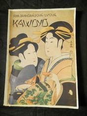 náhled knihy - Kawoyo : Román ze starého Japanu