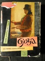 náhled knihy - Goya čili trpká cesta poznání