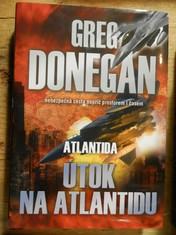 náhled knihy - Atlantida, Útok na Atlantidu