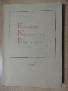 náhled knihy - Památník národního písemnictví na Strahově : katalog musea české lit.