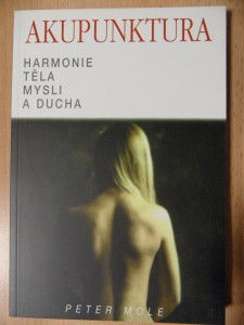 náhled knihy - Akupunktura : harmonie těla mysli a ducha