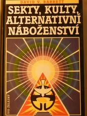náhled knihy - Sekty, kulty a alternativní náboženství
