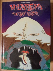 náhled knihy - Milarepa : tibetský rošťák
