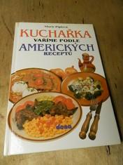 náhled knihy - Vaříme podle Amerických receptů
