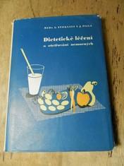 náhled knihy - Dietetické léčení a ošetřování nemocných