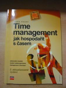 náhled knihy - Time management : jak hospodařit s časem