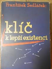náhled knihy - Klíč k lepší existenci pro ty, kdož věří především v sebe